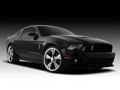 Ford mustang gt 500 -2010