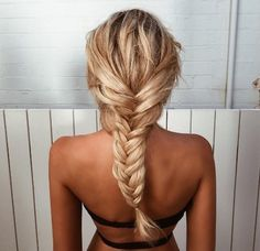Gabby Epstein beachy braid