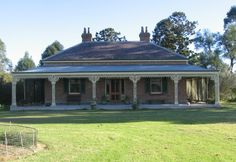Bronte, near Richmond, NSW. The family home. Taken in 2010.