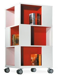 Trend Labyrinth book tower