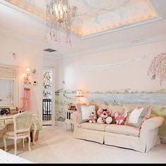 Disney Princess Room Cinderella Castle Inspired
