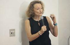 """""""É hora das mulheres liderarem acordos de paz"""", diz Annick Cojean - autora francesa que cobriu queda de Kadafi. Jornalista do 'Le Monde', Cojean dedicou sua cobertura da Primavera Árabe na Líbia para denunciar o estupro e as violações de direitos das mulheres."""