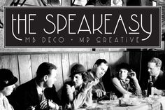 MB DECO by M-B Creative on @creativemarket
