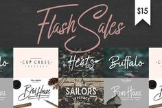 Flash Sales V.2 by Angga Mahardika on @creativemarket