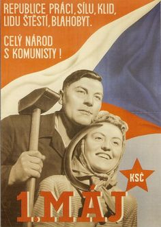 Rene Wanner's Poster Page / Posters for May International Workers Day International Workers Day, Communist Propaganda, History Posters, Socialism, Communism, Soviet Art, The Republic, May 1, Vintage Posters