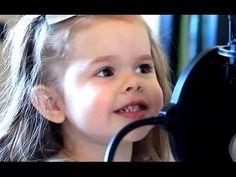 "AMAZING GRACE LITTLE GIRL CLAIRE RYANN SINGS "" You've Got a Friend in me "" BEST MUSIC VIDEO 2 ! - YouTube"