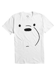ca2105a8922 We Bare Bears Ice Bear T-ShirtWe Bare Bears Ice Bear T-Shirt