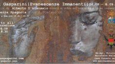 Evanescenze Immanenti mostra personale p.to S.Stefano Fortezza Spagnola - Max Gasparini