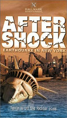 AFTER SHOCK:  EARTHQUAKE IN NEW YORK   New York, the city that never sleeps, is trapped in a nightmare of horror and destruction when a massive earthquake rocks the unsuspecting city. Countless lives are lost, families are torn apart, and chaos runs rampant as the mayor and former Fire Chief race to enact a city-wide emergency plan. An incredible story of undying courage in the face of unimaginable human tragedy