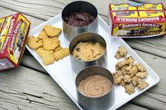 Cookie Dough Dip Trio recipe pictures