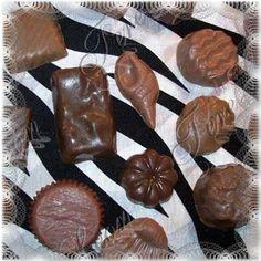 MINI-JABONES DE CHOCOLATE