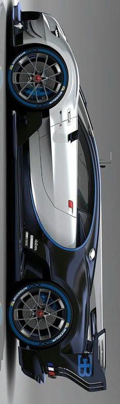 '' Bugatti Vision Gran Turismo '' MUST SEE 2017 Best New Concept car Of The Future