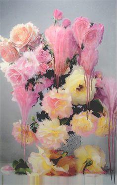 bienenkiste: Flora, by Nick Knight Art And Illustration, Inspiration Art, Art Inspo, Photocollage, Motif Floral, Pics Art, Love Art, Oeuvre D'art, Artsy Fartsy