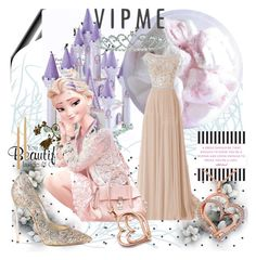 """VIPme Love and Romance – Contest with a Prize! ♕"" by deni1977 ❤ liked on Polyvore featuring Kate Marie, Disney, Casadei, Jules Smith, women's clothing, women, female, woman, misses and juniors"