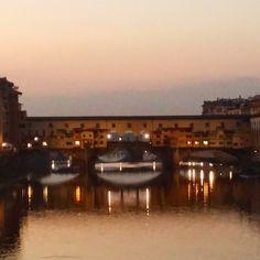 Luci sull'acqua, Firenze