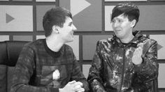 "awe, you can see Phil saying ""I feel so bad""<<IM CRAFTING"