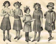 Antique Graphics Wednesday – Fashion Images Antique Graphics Wednesday – Fashion Bilder – Knick Of Time 1900s Fashion, Edwardian Fashion, Vintage Fashion, French Fashion, Fashion Images, Kids Fashion, Women's Fashion, Fashion Outfits, Fashion History