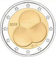 Detailed image and information about 2 euro coin Constitution Act of Finland 1919 from Finland issued in The coin is part of series Commemorative 2 euro coins. Visit the best collector and commemorative coin website: The Collector Coins. Euro Coins, Gold Money, Commemorative Coins, World Coins, Money Matters, Coin Collecting, Detailed Image, Constitution, Interesting Facts