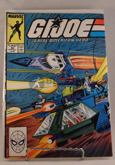 This GI Joe (1988 Marvel) #80 Comic comes exactly as shown in pictures. Comic is in good condition. WARNING: CHOKING HAZARD-Small parts. Not for children under 3 years.