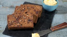 Clinton Kelly's Pumpkin  Bread  with Dates and Walnuts