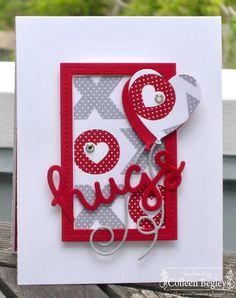 Fun Hugs Card Design: Colleen's Creative Corner: Hugs