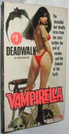 Vampirella #3: Deadwalk