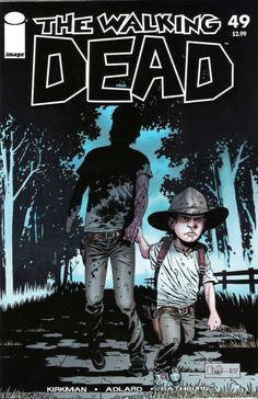 The Walking Dead Issue No. 49