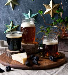 Entertaining: beer tasting party.. maybe do with beer then a kids one with diff root beers