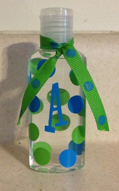 Small Hand Sanitizer by ChrisAnnsCreations on Etsy, $6.00