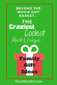 If you need to buy a gift for a family, you've GOT to check out these crazy awesome gift ideas!