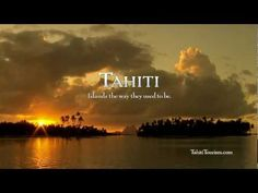 Tahiti Tourisme 2011 Commercial  jane@worldtravelspecialists.biz