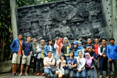 """because the art of life is about loving everyone who has surround ourself."" Ullen Sentalu Museum-Yogyakarta, Indonesia."