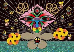 (+99) Japanese Pop Art by Keiichi Tanaami - Socialphy