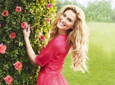Bar Refaeli is the face of Especially Escada