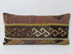 Turkish cushion sofa throw pillow lumbar by DECOLICKILIMPILLOWS