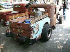 1941 CHEVY TRUCK RAT ROD | Woody's Speed Shop -