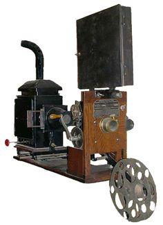 Edison's Projecting Kinetoscope