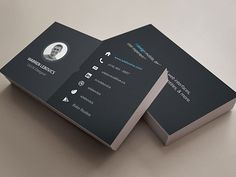 Warren Lebovics Business Cards | Business Cards | The Design Inspiration