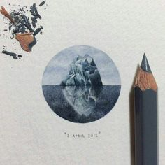 Titanics Eisberg?