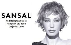 1st / 2nd YEAR APPRENTICE HAIRDRESSER - Hampton, Vic.  SANSAL HAIR is now seeking a 1st/2nd Year Apprentice Hairdresser to join our professional, Aveda Concept Salon on a full time basis.  We are a busy, boutique salon located in Hampton, and we pride ourselves on our excellent customer service and enjoy a fantastic reputation.  APPLY HERE:  http://www.seek.com.au/Job/29326556