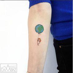17 Tatuagens simples que deixam qualquer um apaixonado pela delicadeza delas. - Criatives | Criatividade com um mix de entretenimento.