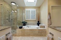 Фотография: Ванная в стиле Восточный, Интерьер комнат, советы по ремонту, ошибки в интерьере, ошибки при ремонте, ремонт ванной, как сделать ремонт в ванной – фото на InMyRoom.ru