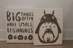 My neigbour Totoro: Henry's first bday party | CatchMyParty.com