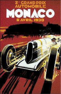 Monaco Posters & Prints | Zazzle UK