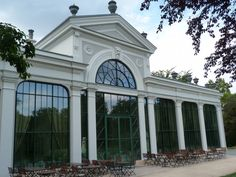 tata cseke tó angol park Gazebo, Places To Visit, Outdoor Structures, Mansions, House Styles, Hungary, Outdoor Decor, Parks, Landscapes