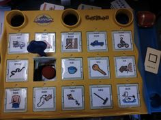 Cariboo!-fun board game transformed for articulation practice by Speechy Musings. Pinned by SOS Inc. Resources.  Follow all our boards at http://pinterest.com/sostherapy  for therapy resources.