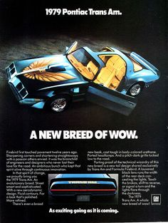 1979-80 Pontiac Firebird Trans-am Coupe