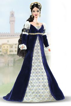 Princess of the Renaissance Barbie Doll