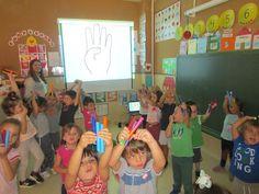 coleferroviario: JUEGOS MATEMÁTICOS Preschool, 1, Kids Math, Funny Math, Hilarious, Skip Counting Activities, Children Garden, Math Games, Numbers