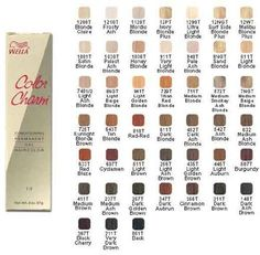 Color Charm Gel Permanent Tube Hair Color by Wella >>> You can find out more details at the link of the image. (This is an affiliate link) Blond Ash, Beige Blonde, Ash Blonde Hair, Blonde Color, Zooey Deschanel, Wella Color Charm Chart, Blonde Hair Goals, Light Ash Brown Hair, Cabello Zayn Malik